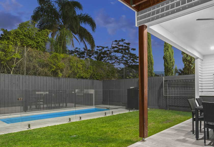 Glass pool fencing makes your pool a feature