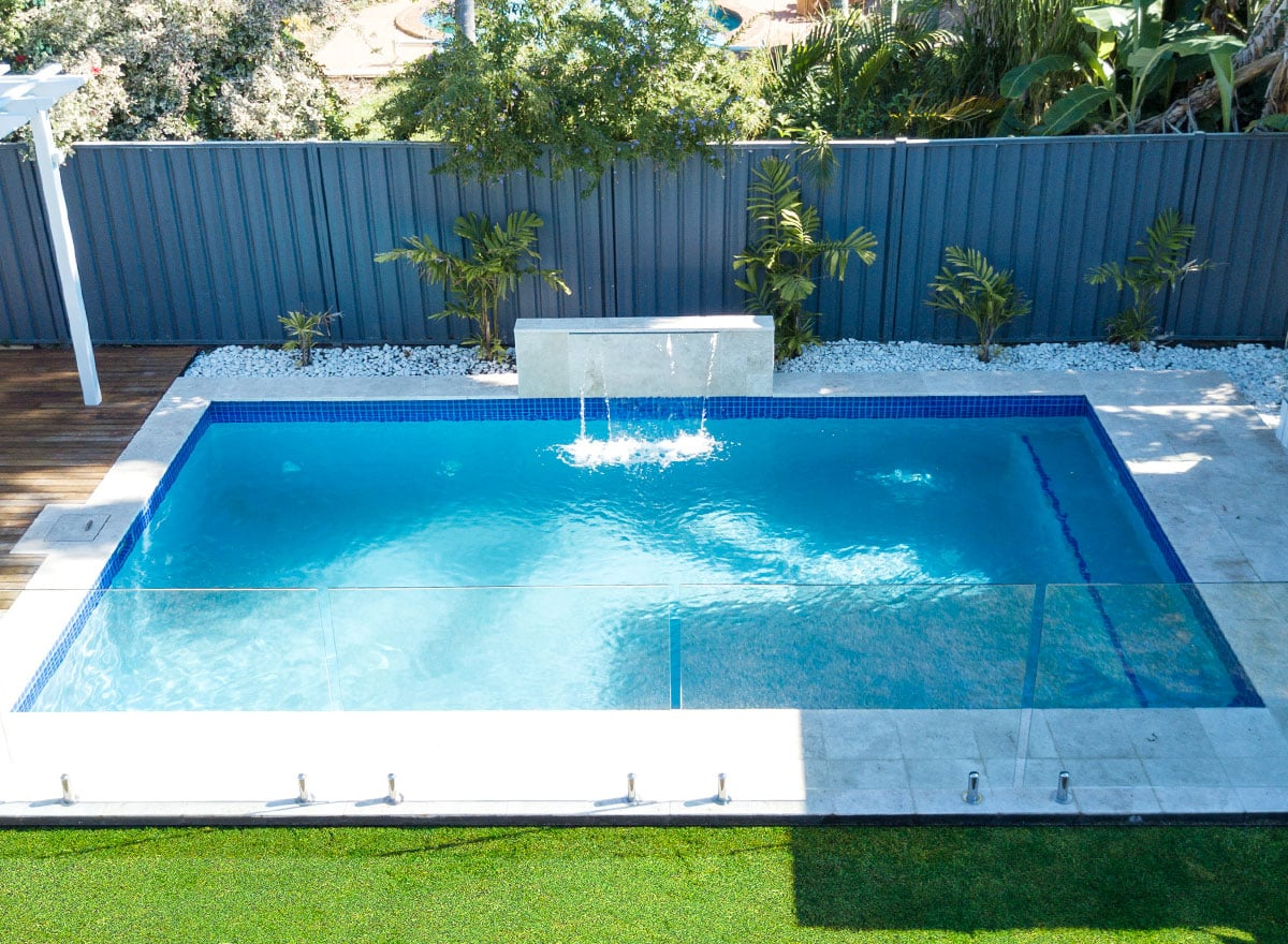 Glass Pool Fencing Brisbane Frameless Glass Custom Installation