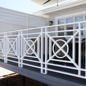 Hampton Balustrade