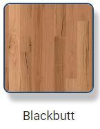 Blackbutt: Hardwood Handrail Material with an Even Texture